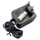 DRAGONPRO 12V 250mA Charger for 6.0V-9.6V Batteries Mini Male Tamiya