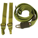 Correa 3 puntos ICS MS-02 Three Point Sling (Green)
