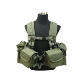 PANTAC VT-C944-OD-A SEALS 1195K GUNER Floating Harness, OD