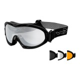WILEY X NERVE Dual Smoke Grey/Clear/Light Rush Matte Black Frame