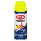 KRYLON Fluorescent Paint (Lemon Yellow)