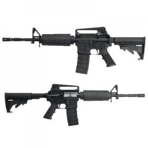KJ WORKS M4A1 Gas BlowBack Version 2