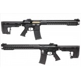 Fusil M4 AR-15 EBB ASR117 with RS-1 Stock ASR117R