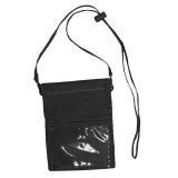 CONDOR 208-002 Passport/ID Holder Black