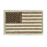 CONDOR 230-009 USA Flag Velcro Patch Desert (6 Pcs)