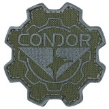 CONDOR 243-001 Gear Patch OD (6 Pcs)