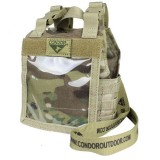 CONDOR 245-008 Mini Exo Plate Carrier ID Panel MultiCam