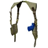 CONDOR ASH-001 Vertical Shoulder Holster OD