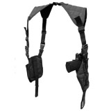 CONDOR ASH-002 Vertical Shoulder Holster Black