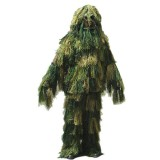 CONDOR GS-ML-004 Ghillie Suit Set Woodland M/L
