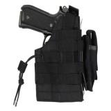 CONDOR H-BERETTA-002 Beretta Ambidextrous Holster Black