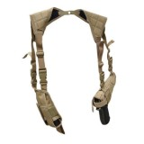 CONDOR USH-003 Universal Shoulder Holster Coyote Tan