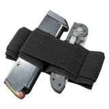 CONDOR VA4-002 Elastic Keeper Black (2 Pcs)