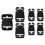 CONDOR 221067-002 Buckle Repair Kit Black