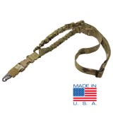 CONDOR US1001-008 COBRA One Point Bungee Sling MultiCam