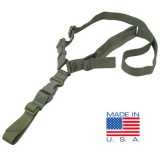 CONDOR US1008-001 Quick One Point Sling OD