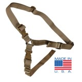 CONDOR US1008-003 Quick One Point Sling Coyote Tan