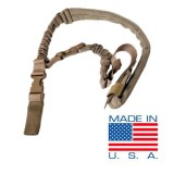 CONDOR US1018-003 Padded Cobra Bungee Sling Coyote Tan