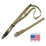 CONDOR US1021-003 VIPER Single Bungee One Point Sling Coyote Tan