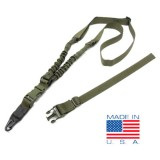 CONDOR US1022-001 ADDER Double Bungee One Point Sling OD