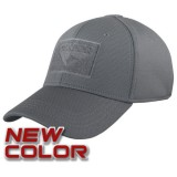 CONDOR 161080 Flex Tactical Cap Graphite L/XL
