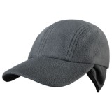CONDOR 161145-018 Yukon Fleece Hat Graphite