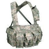 CONDOR CR-007 7 Pocket Chest Rig ACU