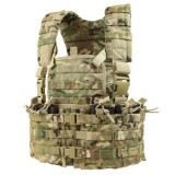 CONDOR CS-008 Modular Chest Set MultiCam