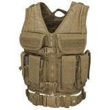 CONDOR ETV-003 Elite Tactical Vest Coyote Tan