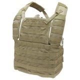 CONDOR MCR1-003 Modular Chest Rig I Coyote Tan