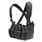 CONDOR MCR5-002 Recon Chest Rig Black