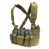 CONDOR MCR5-003 Recon Chest Rig Coyote Tan