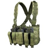 CONDOR MCR5-015 Recon Chest Rig A-TACS FG