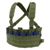CONDOR MCR6-001 Rapid Assault Chest Rig OD