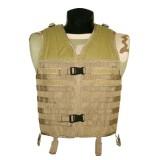 CONDOR MV-003 Modular Style Vest Coyote Tan