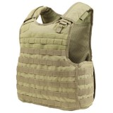 CONDOR QPC-003 Quick Release Plate Carrier Coyote Tan