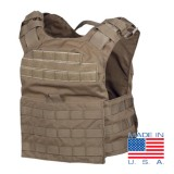 CONDOR US1020-003 Cyclone Lightweight Plate Carrier Coyote Tan