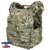 CONDOR US1020-008 Cyclone Lightweight Plate Carrier MultiCam
