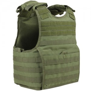 CONDOR XPC-001 Exo Plate Carrier S/M OD