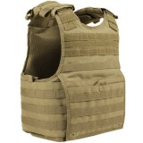 CONDOR XPC-003 Exo Plate Carrier S/M Coyote Tan