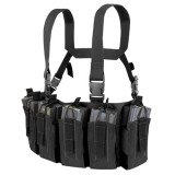 CONDOR US1051-002 Barrage Chest Rig Black
