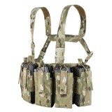 CONDOR US1051-008 Barrage Chest Rig MultiCam