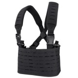 CONDOR 201047-002 Ops Chest Rig LCS Black
