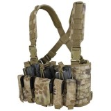 CONDOR MCR5-016 Recon Chest Rig Kryptek Highlander