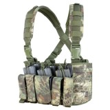 CONDOR MCR5-017 Recon Chest Rig Kryptek Mandrake