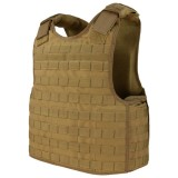 CONDOR DFPC-498 Defender Plate Carrier Coyote Brown
