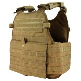 CONDOR MOPC-498 Modular Operator Plate Carrier Coyote Brown