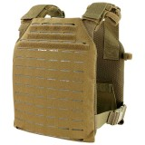 CONDOR 201068-498 Sentry Plate Carrier LCS Coyote Borwn