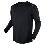 CONDOR 101121-002-XL MAXFORT Long Sleeve Training Top XL Black