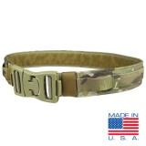 CONDOR US1016-008-L Universal Pistol Belt L/XL 42'' - 46'' MultiCam